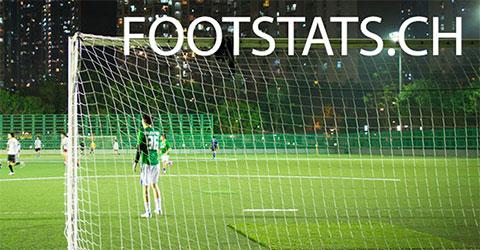 Footstats - Le site dédié aux stats du foot amateur Suisse romand